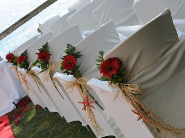La boda de Rosa y Alex en Platja D'aro, Girona 10