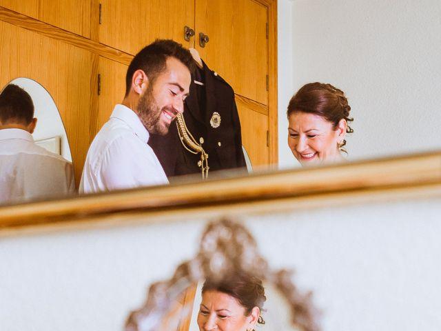 La boda de Juanmi y Vero en Sant Vicent Del Raspeig/san Vicente Del, Alicante 3