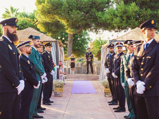 La boda de Juanmi y Vero en Sant Vicent Del Raspeig/san Vicente Del, Alicante 12