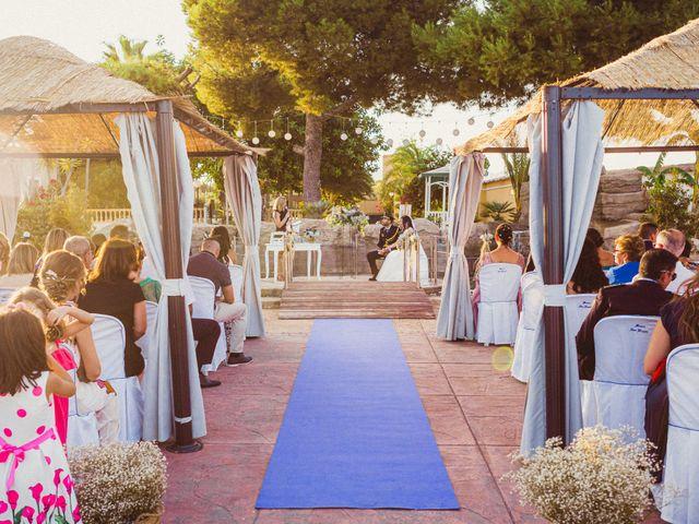 La boda de Juanmi y Vero en Sant Vicent Del Raspeig/san Vicente Del, Alicante 13