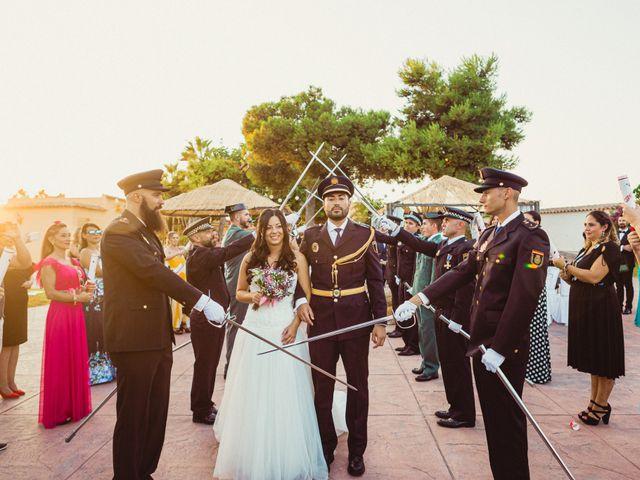 La boda de Juanmi y Vero en Sant Vicent Del Raspeig/san Vicente Del, Alicante 17