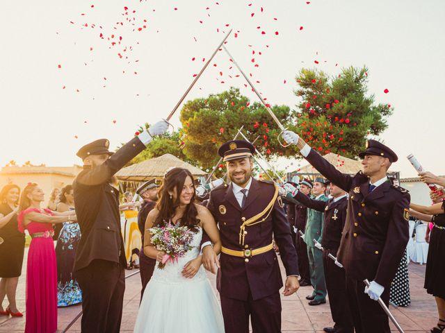 La boda de Juanmi y Vero en Sant Vicent Del Raspeig/san Vicente Del, Alicante 18