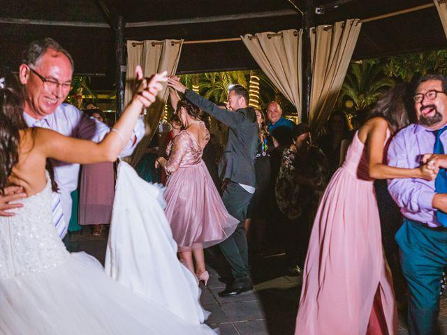 La boda de Juanmi y Vero en Sant Vicent Del Raspeig/san Vicente Del, Alicante 27