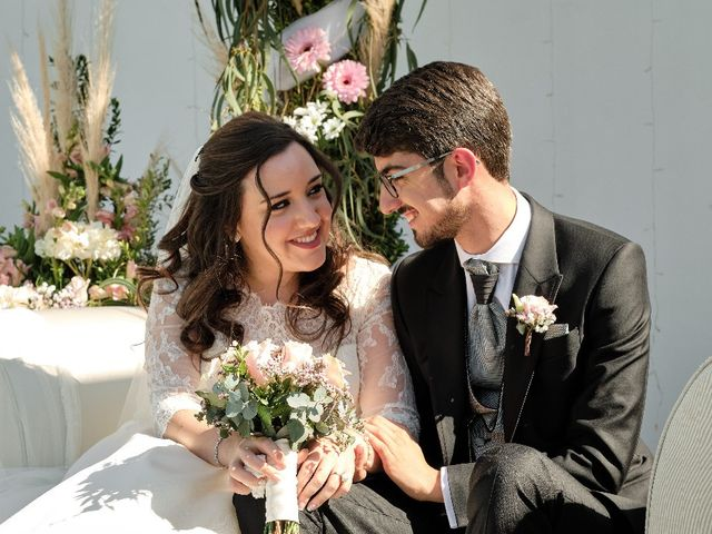 La boda de Cristina y Josué
