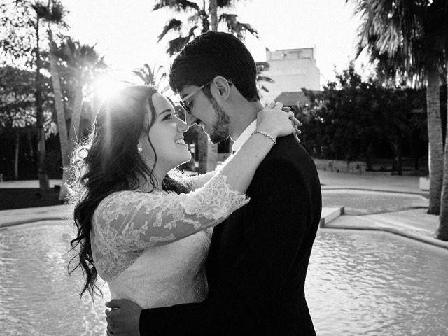 La boda de Josué y Cristina en Sueca, Valencia 15