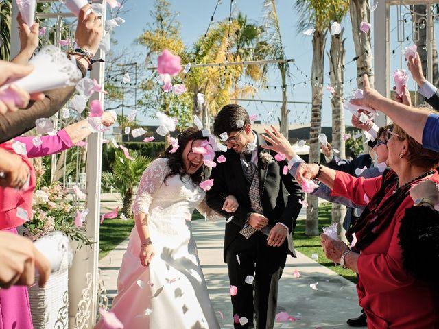 La boda de Josué y Cristina en Sueca, Valencia 21