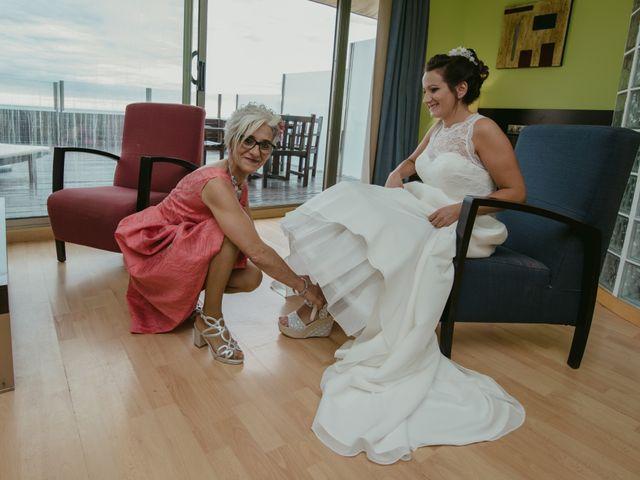 La boda de Nuria y Amanda en L' Ametlla De Mar, Tarragona 12