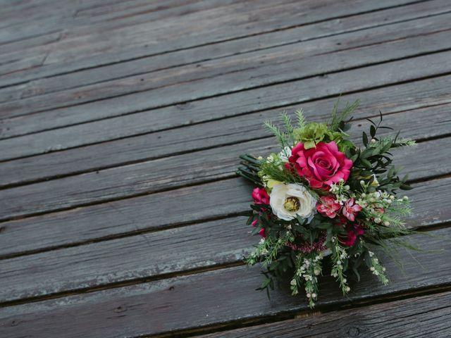 La boda de Nuria y Amanda en L' Ametlla De Mar, Tarragona 13