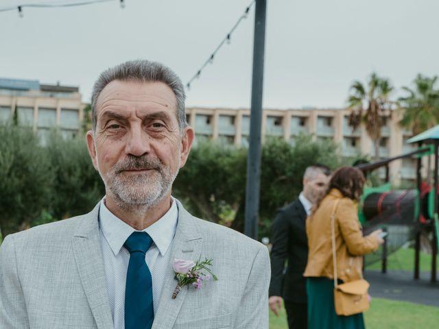 La boda de Nuria y Amanda en L' Ametlla De Mar, Tarragona 15