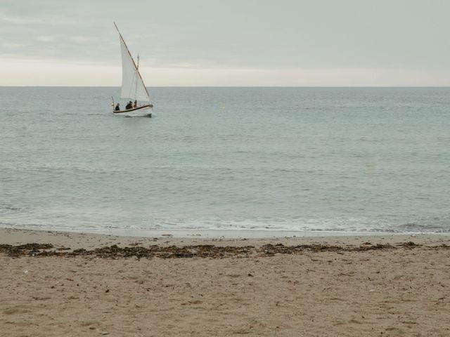 La boda de Nuria y Amanda en L' Ametlla De Mar, Tarragona 18