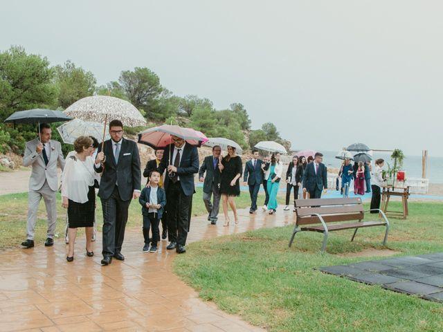 La boda de Nuria y Amanda en L' Ametlla De Mar, Tarragona 25
