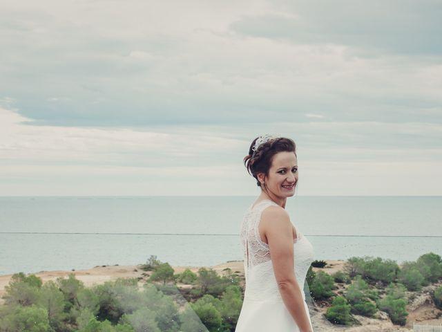 La boda de Nuria y Amanda en L' Ametlla De Mar, Tarragona 28