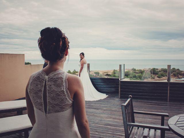 La boda de Nuria y Amanda en L' Ametlla De Mar, Tarragona 30