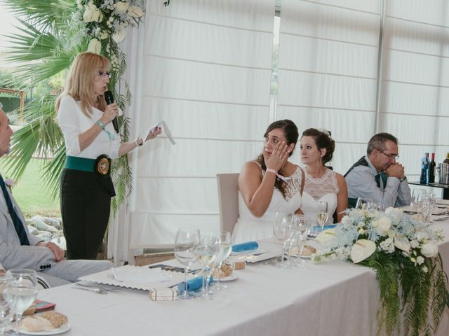 La boda de Nuria y Amanda en L' Ametlla De Mar, Tarragona 34