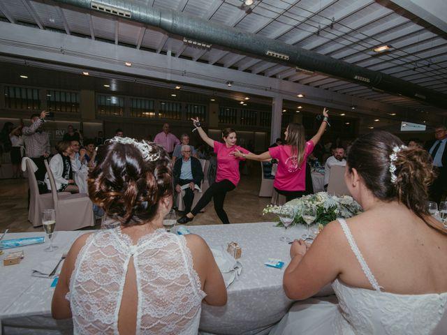 La boda de Nuria y Amanda en L' Ametlla De Mar, Tarragona 35