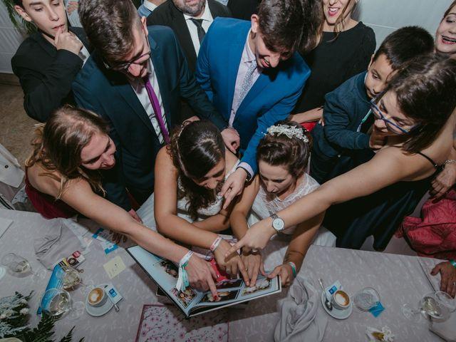 La boda de Nuria y Amanda en L' Ametlla De Mar, Tarragona 37
