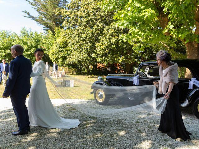 La boda de José y Betty en A Pobra Do Caramiñal, A Coruña 11