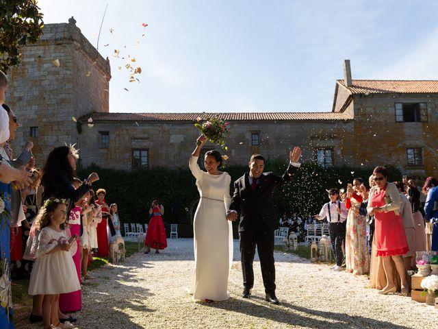 La boda de José y Betty en A Pobra Do Caramiñal, A Coruña 1