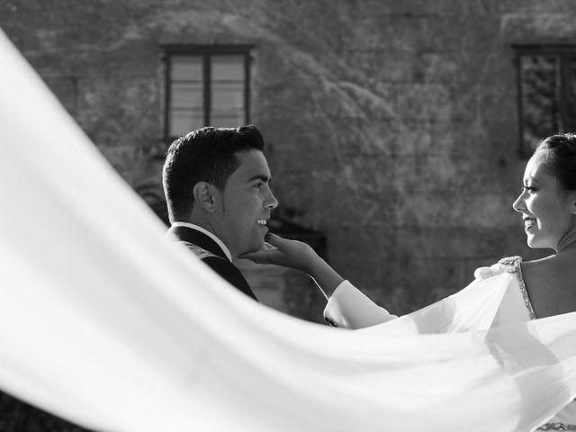 La boda de José y Betty en A Pobra Do Caramiñal, A Coruña 39