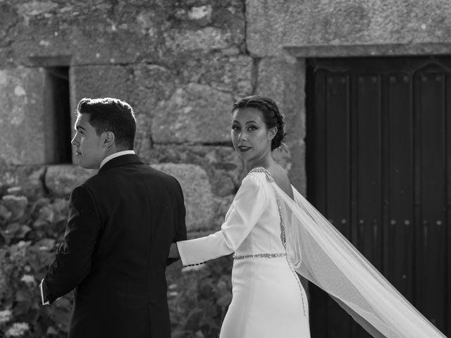 La boda de José y Betty en A Pobra Do Caramiñal, A Coruña 40