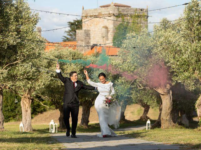 La boda de Betty y José