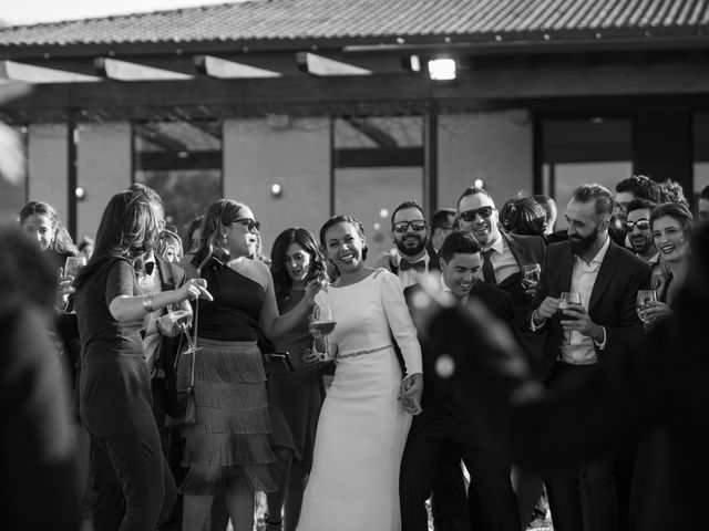 La boda de José y Betty en A Pobra Do Caramiñal, A Coruña 57