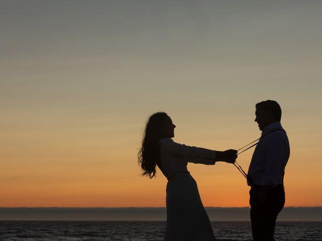 La boda de José y Betty en A Pobra Do Caramiñal, A Coruña 69