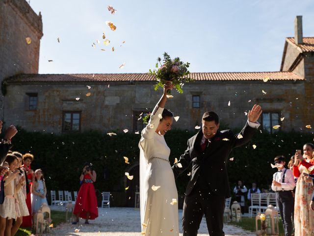 La boda de José y Betty en A Pobra Do Caramiñal, A Coruña 75