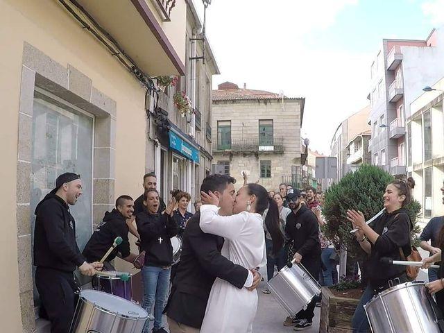 La boda de José y Betty en A Pobra Do Caramiñal, A Coruña 81