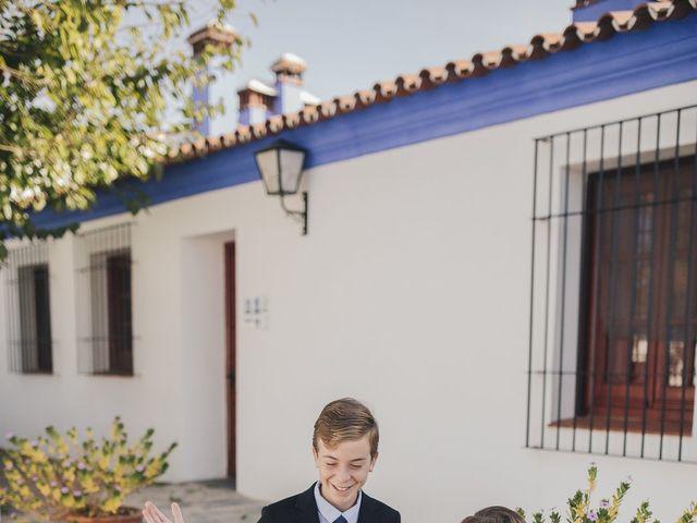 La boda de María y Santi en Oliva De La Frontera, Badajoz 6