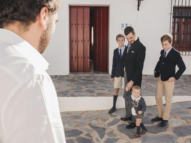 La boda de María y Santi en Oliva De La Frontera, Badajoz 11