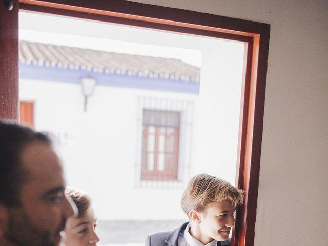 La boda de María y Santi en Oliva De La Frontera, Badajoz 13