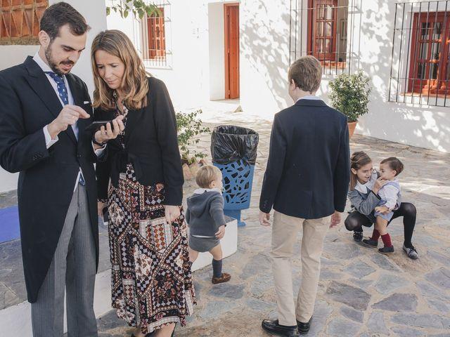 La boda de María y Santi en Oliva De La Frontera, Badajoz 24