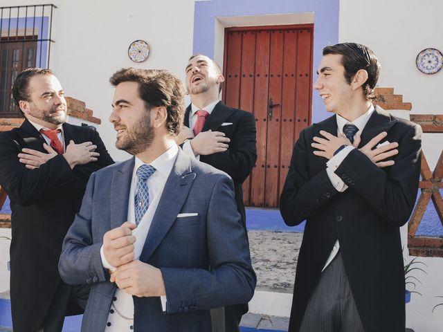 La boda de María y Santi en Oliva De La Frontera, Badajoz 26
