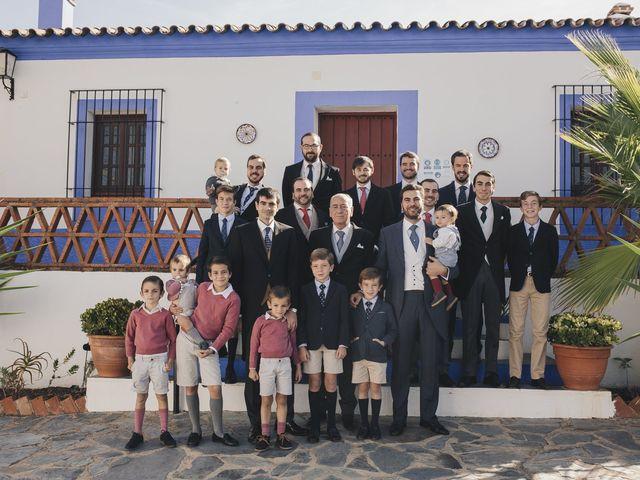 La boda de María y Santi en Oliva De La Frontera, Badajoz 28