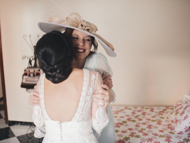 La boda de María y Santi en Oliva De La Frontera, Badajoz 38
