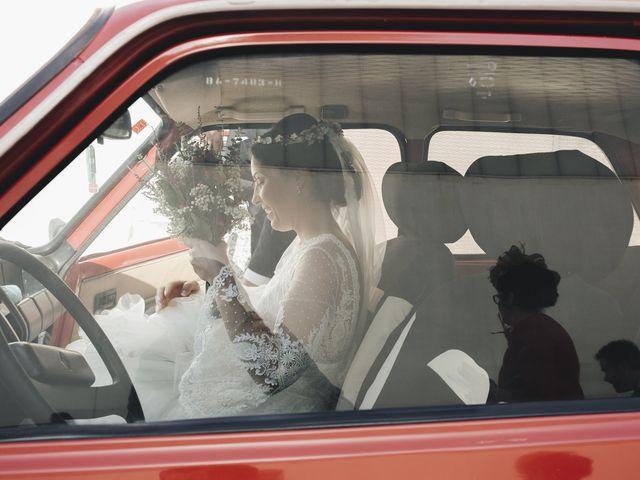 La boda de María y Santi en Oliva De La Frontera, Badajoz 46