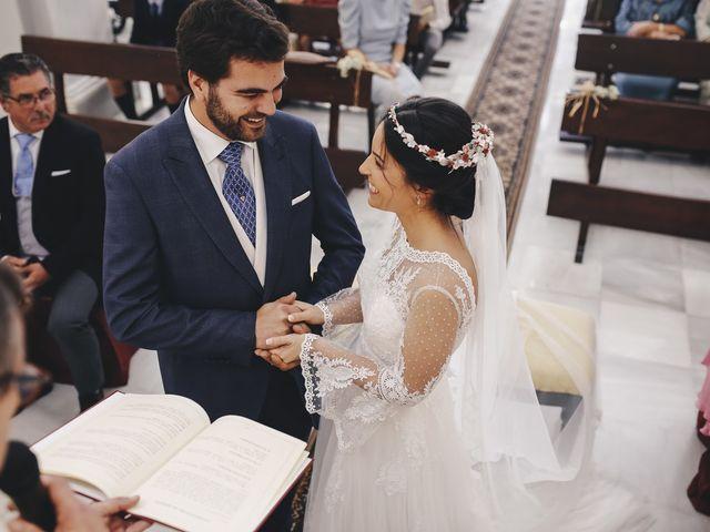 La boda de María y Santi en Oliva De La Frontera, Badajoz 53
