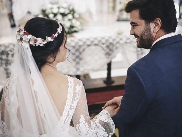 La boda de María y Santi en Oliva De La Frontera, Badajoz 59