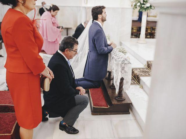 La boda de María y Santi en Oliva De La Frontera, Badajoz 60