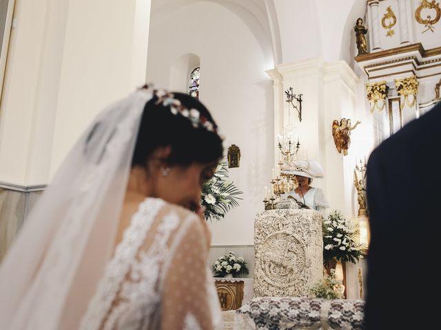 La boda de María y Santi en Oliva De La Frontera, Badajoz 62