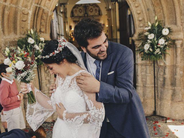 La boda de María y Santi en Oliva De La Frontera, Badajoz 67