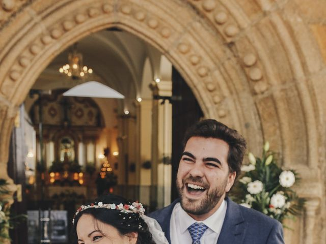 La boda de María y Santi en Oliva De La Frontera, Badajoz 69