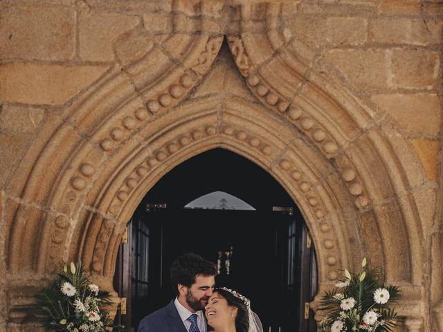 La boda de María y Santi en Oliva De La Frontera, Badajoz 70