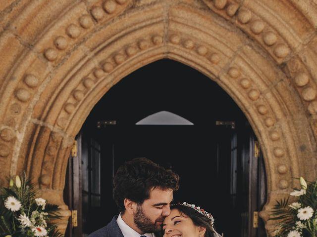 La boda de María y Santi en Oliva De La Frontera, Badajoz 71