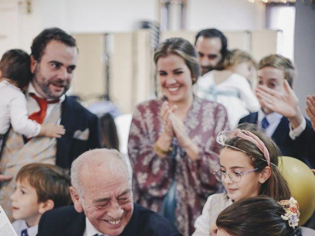 La boda de María y Santi en Oliva De La Frontera, Badajoz 82