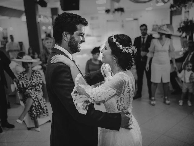 La boda de María y Santi en Oliva De La Frontera, Badajoz 85