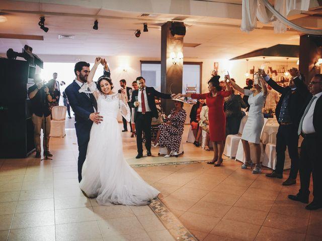 La boda de María y Santi en Oliva De La Frontera, Badajoz 87