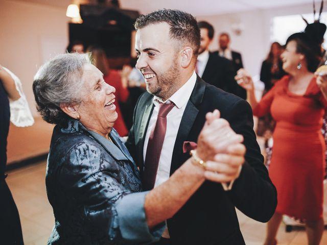 La boda de María y Santi en Oliva De La Frontera, Badajoz 88