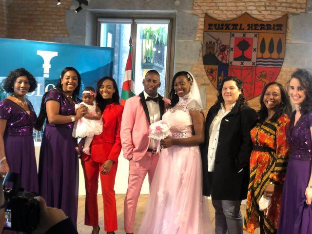 La boda de Aliuska  y Royddis en Tolosa, Guipúzcoa 1